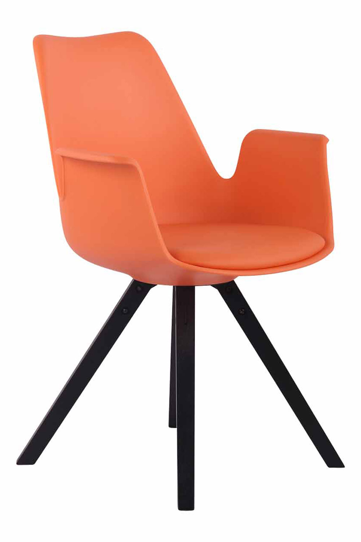 Jídelní židle Prins, černé nohy