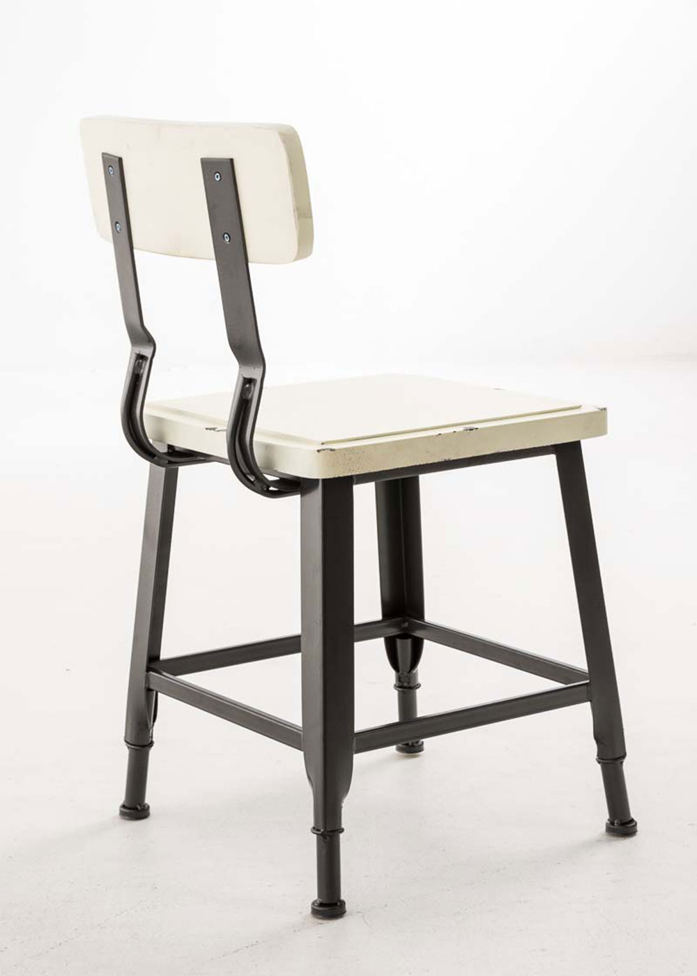 Jídelní židle Robust, antik krémová