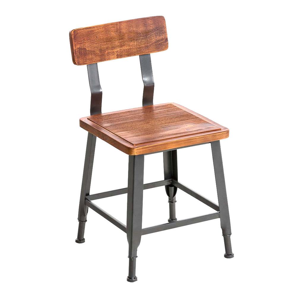 Jídelní židle Robust, bronzová