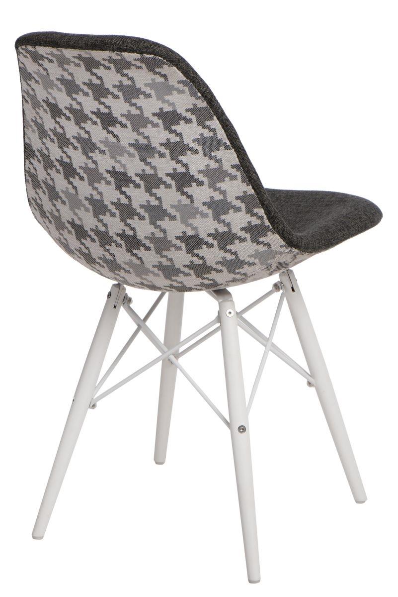 Jídelní židle s bílou podnoží Desire pepito