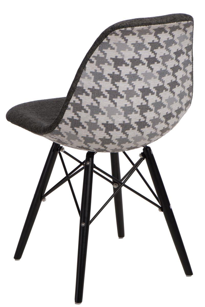 Jídelní židle s černou podnoží Desire pepito
