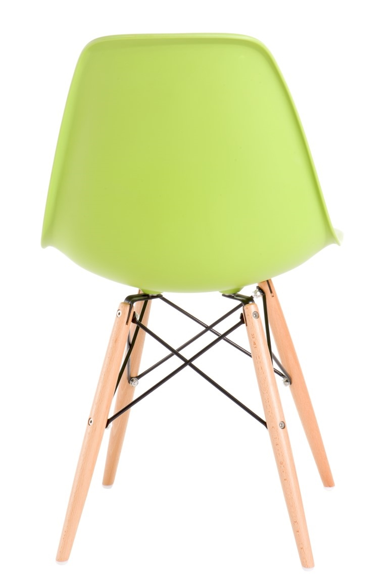 Jídelní židle s dřevěnou podnoží Desire