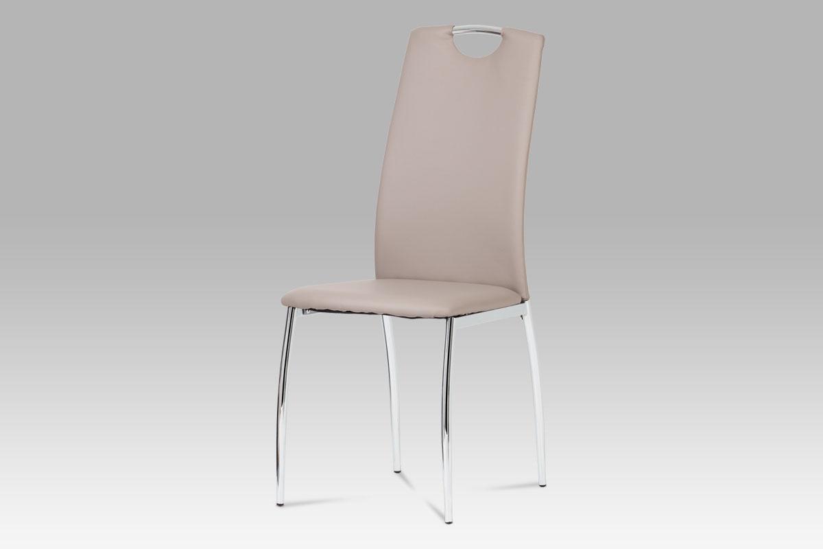 Jídelní židle Sander, lanýžová
