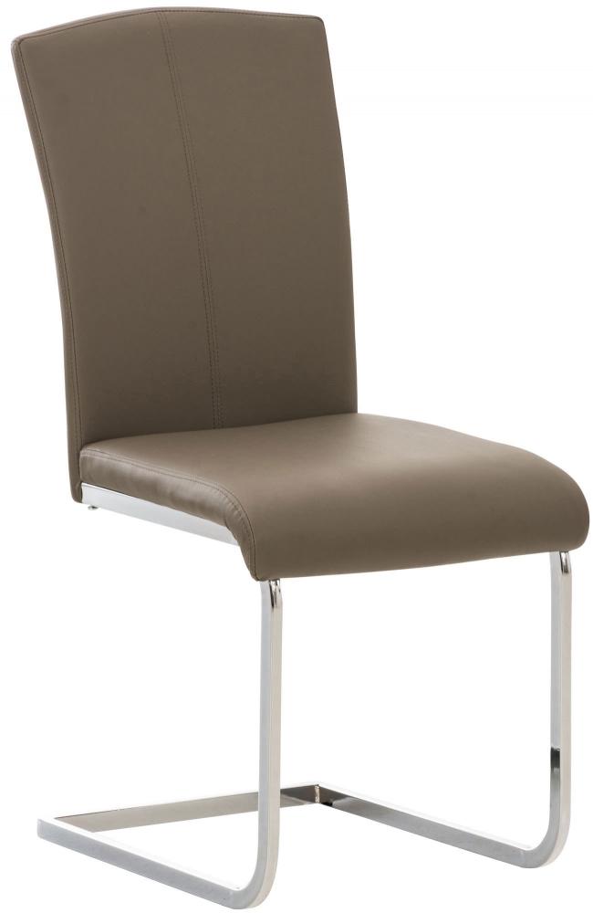 Jídelní židle Stafford, béžová