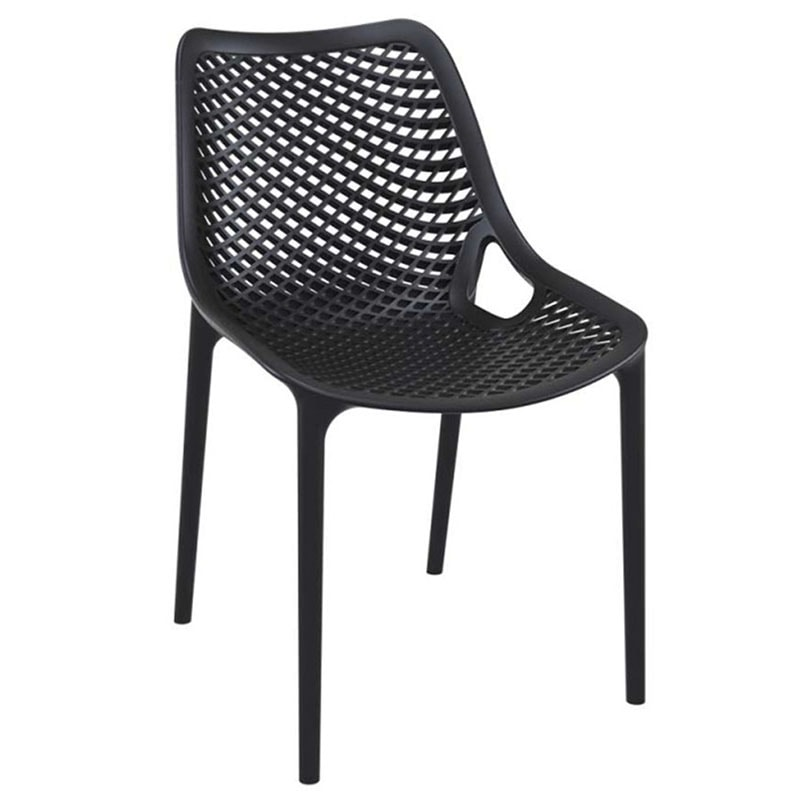Jídelní židle stohovatelná Rio (SET 2 ks)