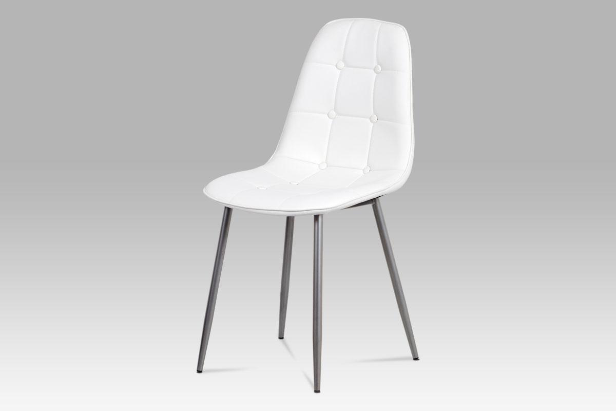 Jídelní židle Tammy (SET 4 ks), bílá
