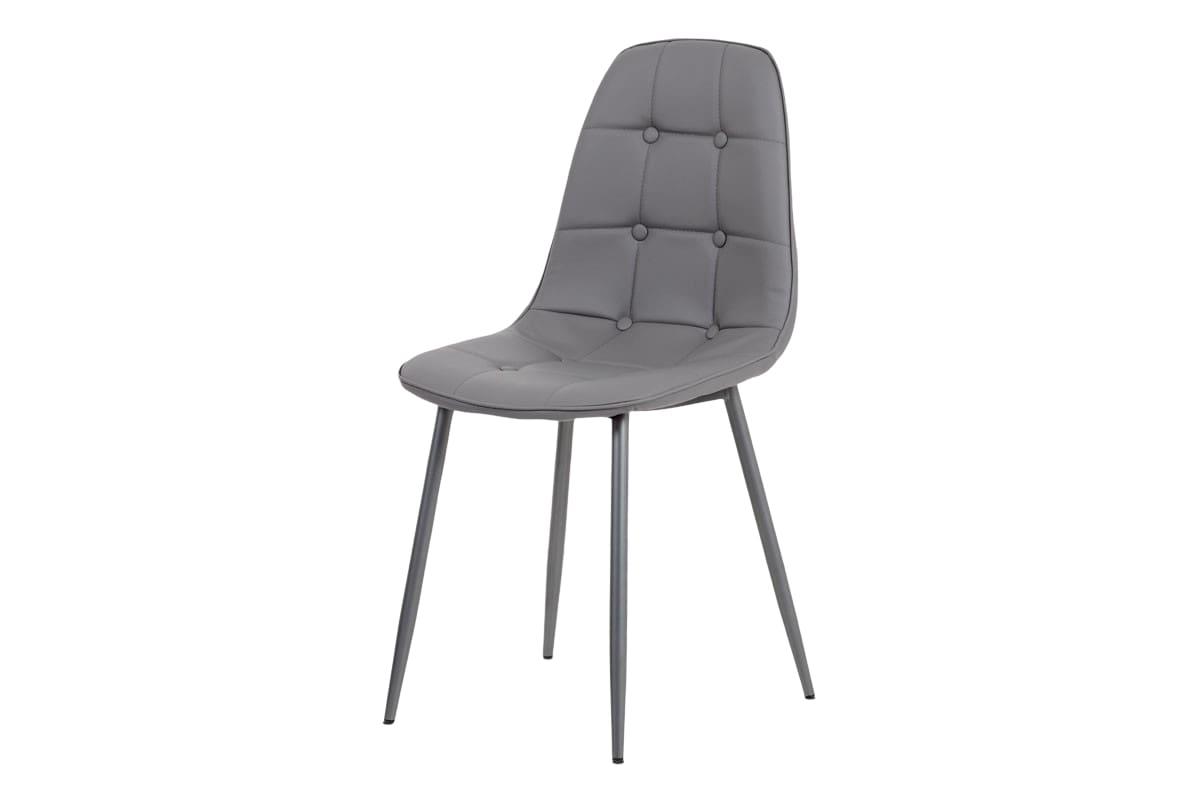 Jídelní židle Tammy (SET 4 ks), šedá