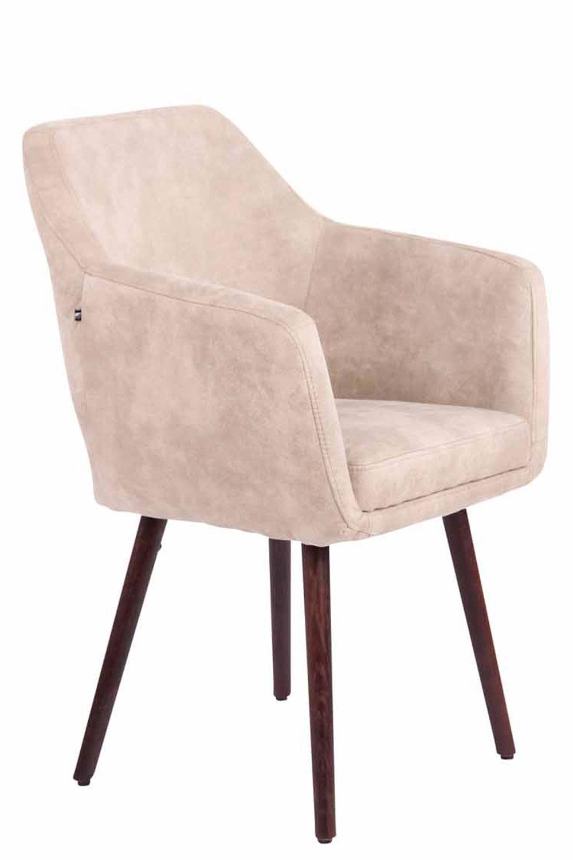 Jídelní židle Tappa, nohy ořech, vintage