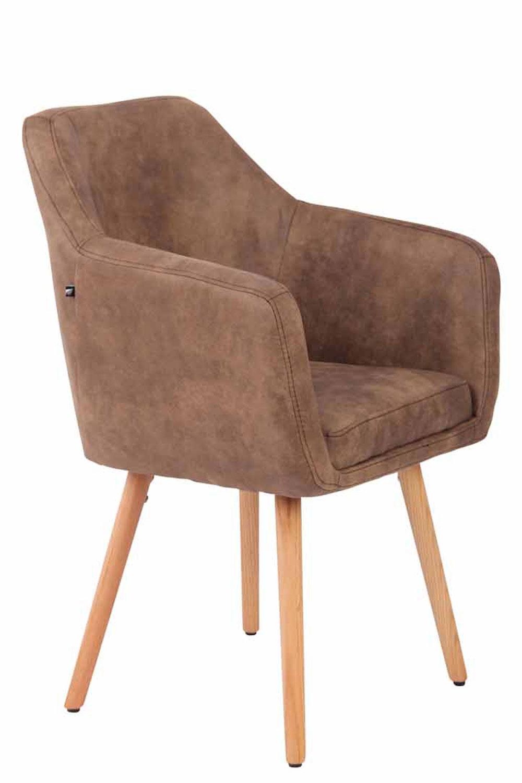 Jídelní židle Tappa, přírodní nohy, vintage