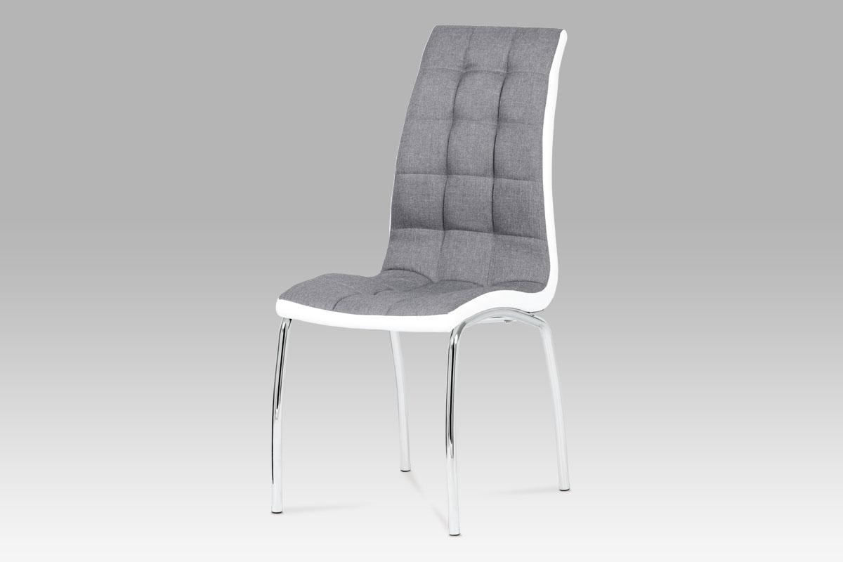 Jídelní židle Thea, šedá