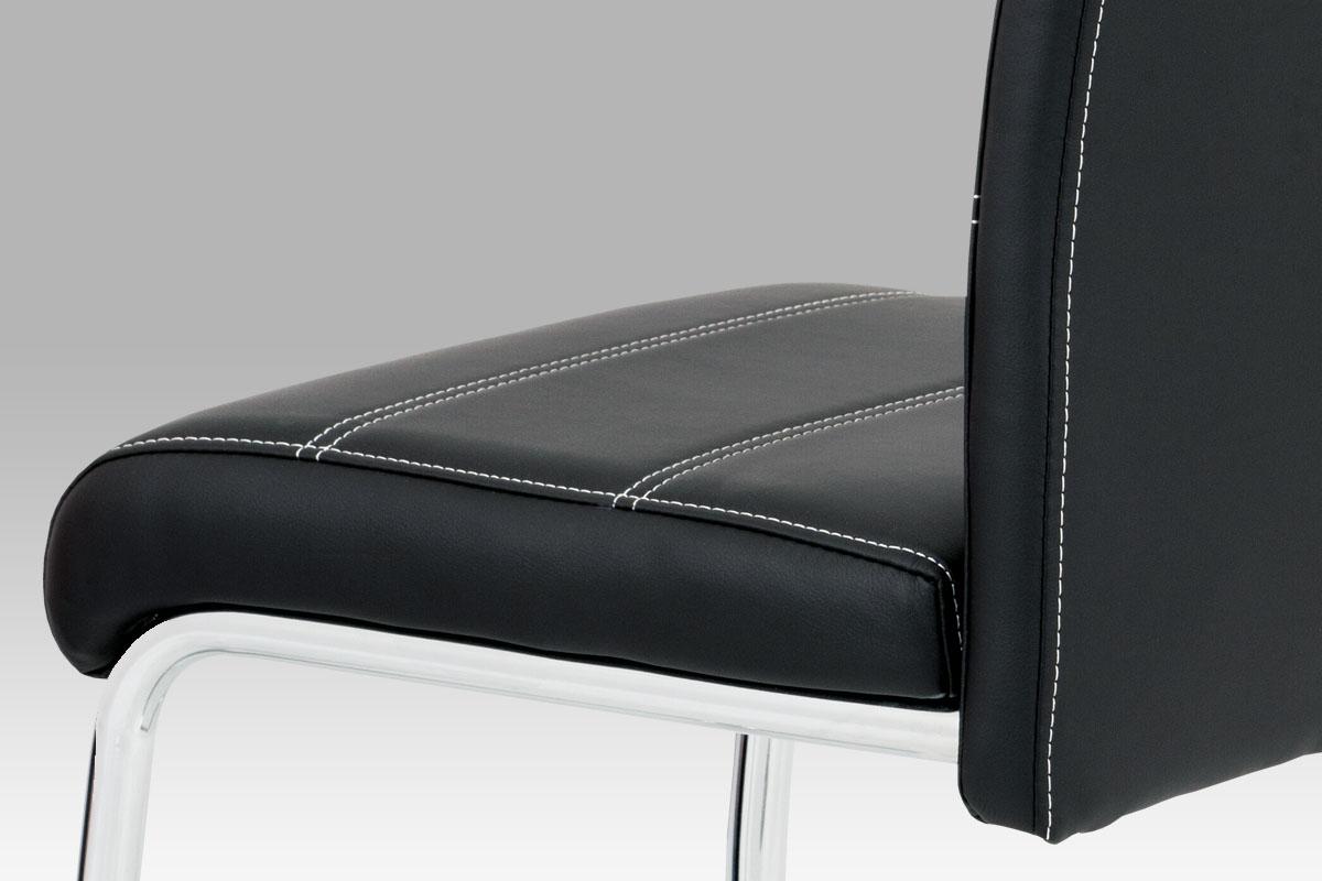 Jídelní židle Thierry, černá