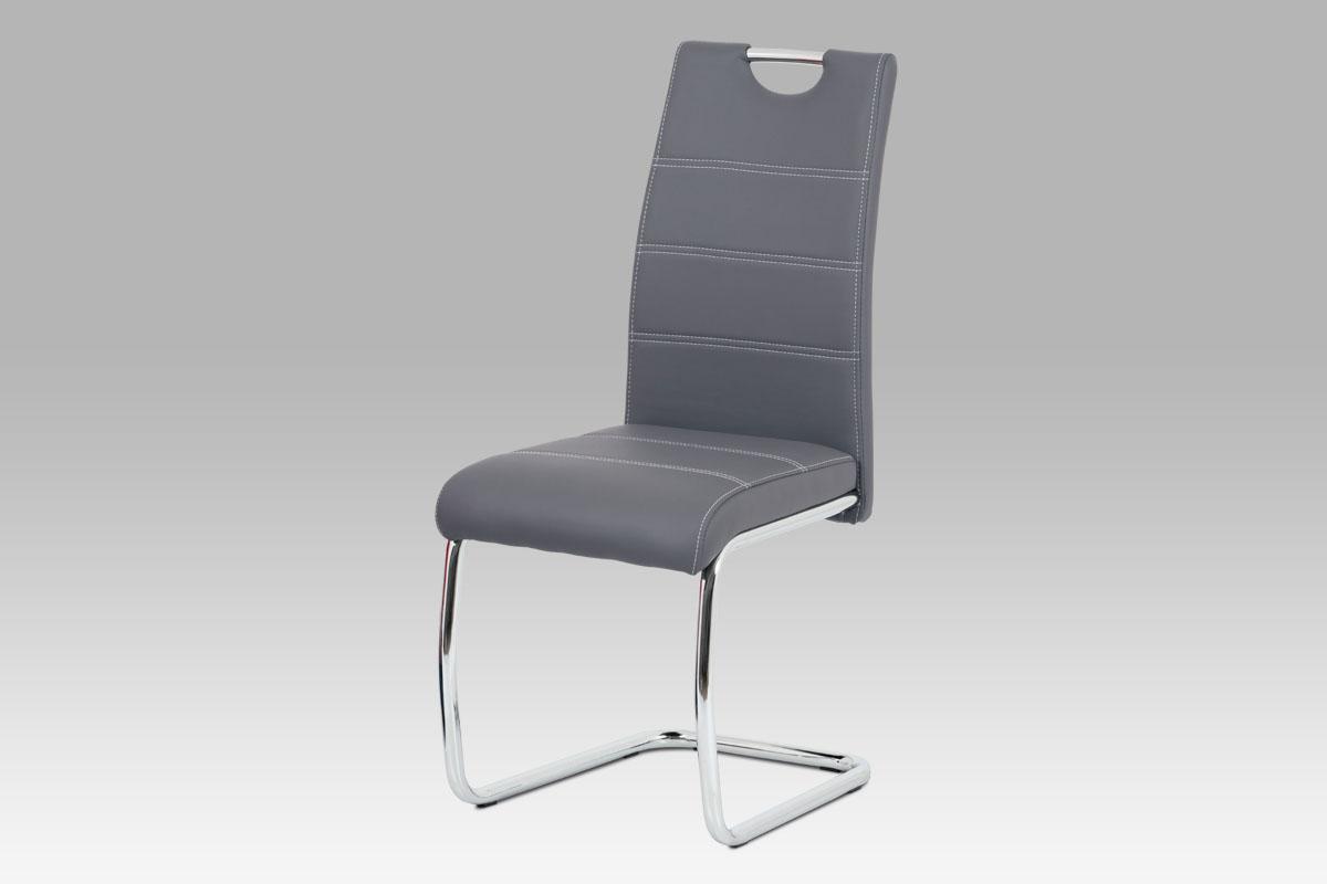 Jídelní židle Thierry, šedá