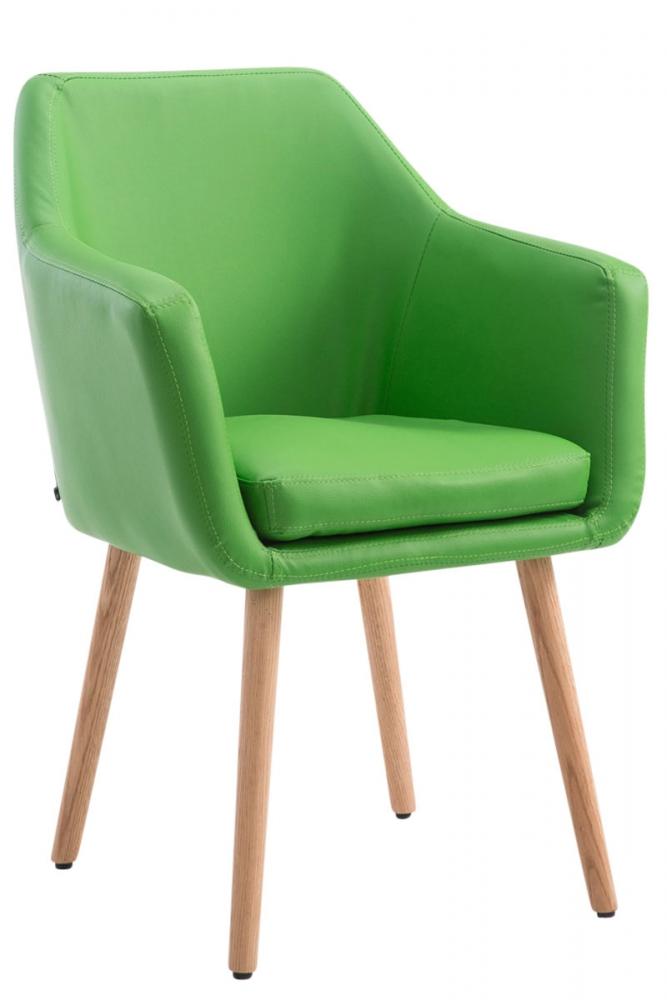 Jídelní židle Utrecht, zelená