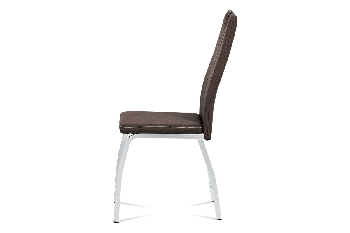 Jídelní židle Vincent, hnědá