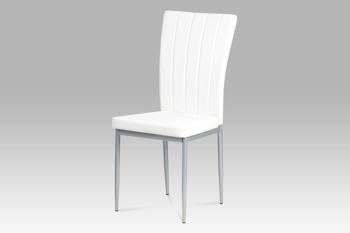 Jídelní židle Zita, bílá
