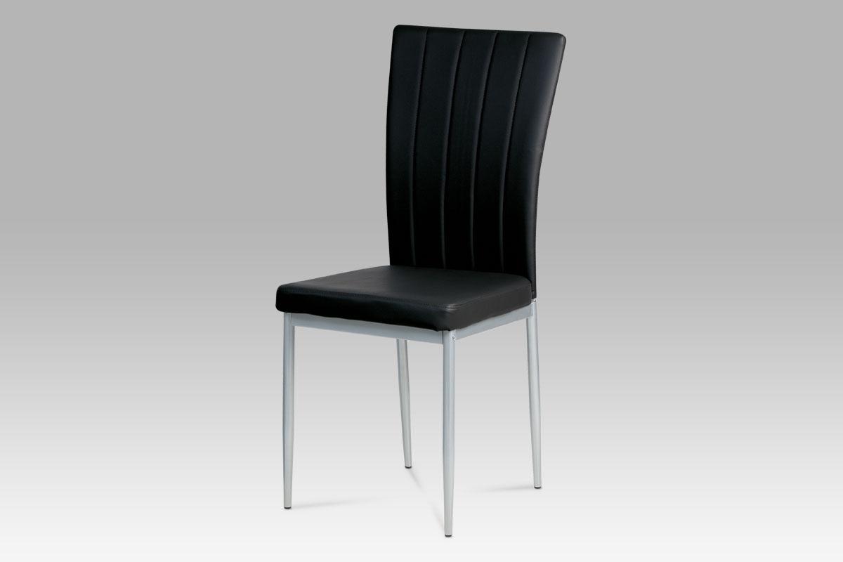 Jídelní židle Zita, černá