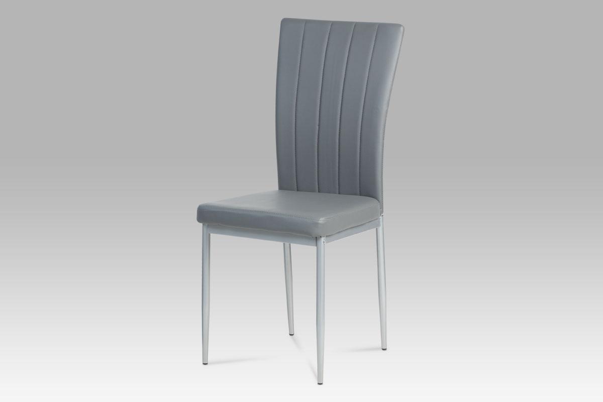 Jídelní židle Zita, šedá