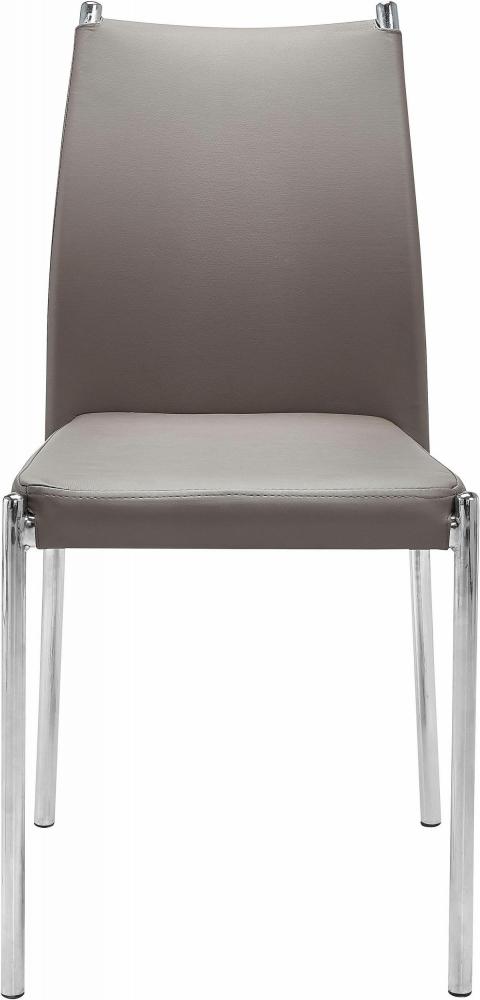 Jídelní židle Zunu (SET 4 ks), cappuccino