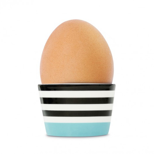 Kalíšek na vajíčko Black Lines