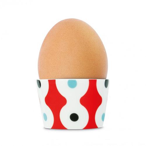 Kalíšek na vajíčko Dots