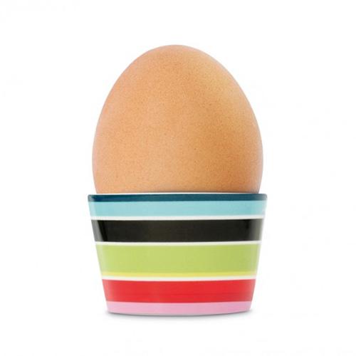 Kalíšek na vajíčko Stripy