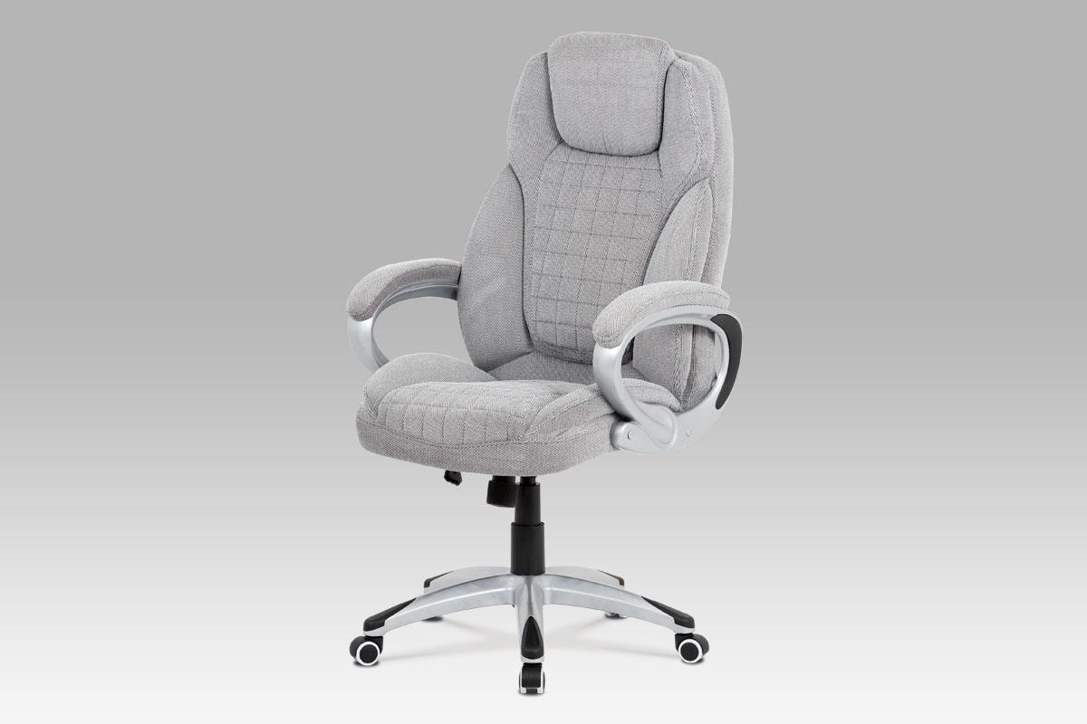 Kancelářská židle Aira, šedá