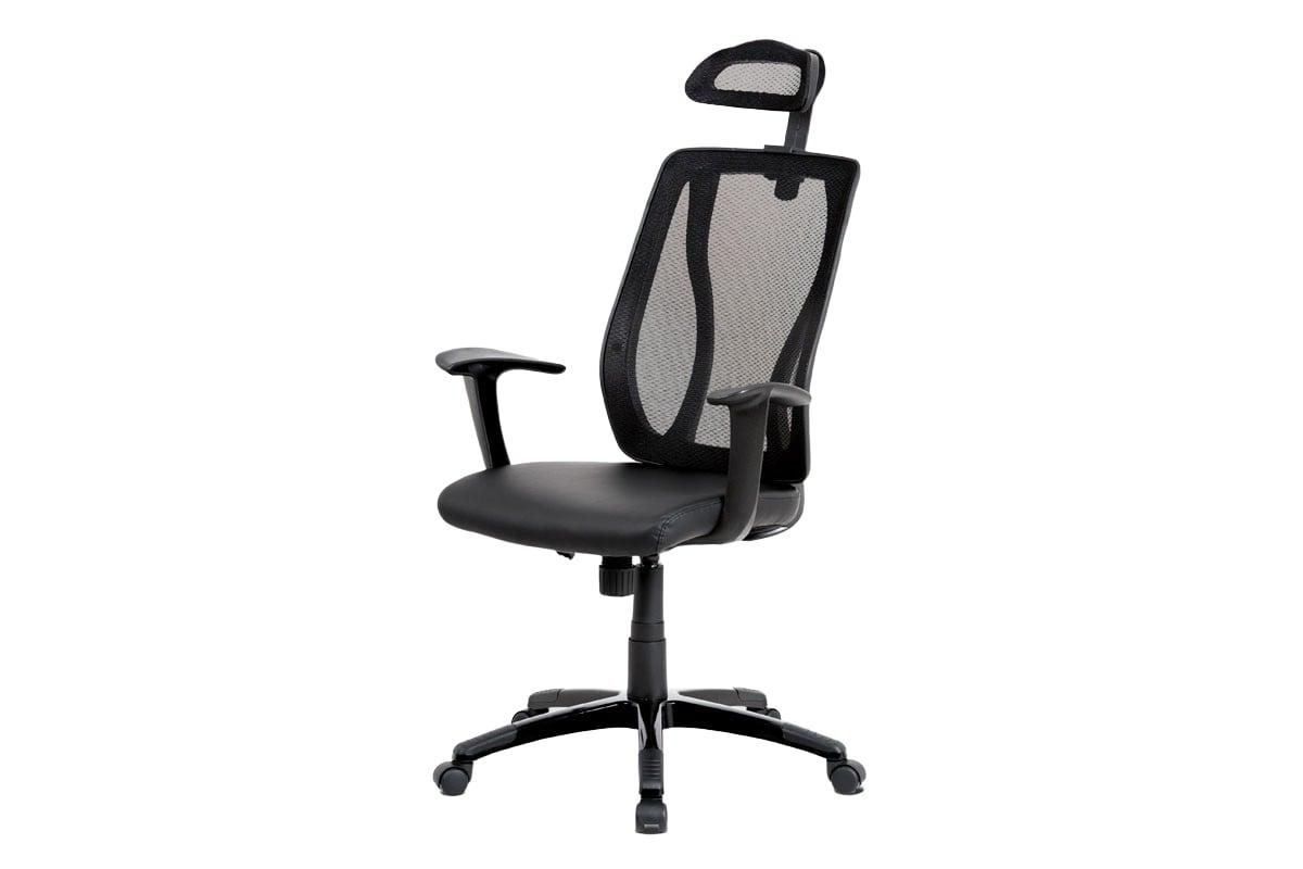 Kancelářská židle Akiva, černá