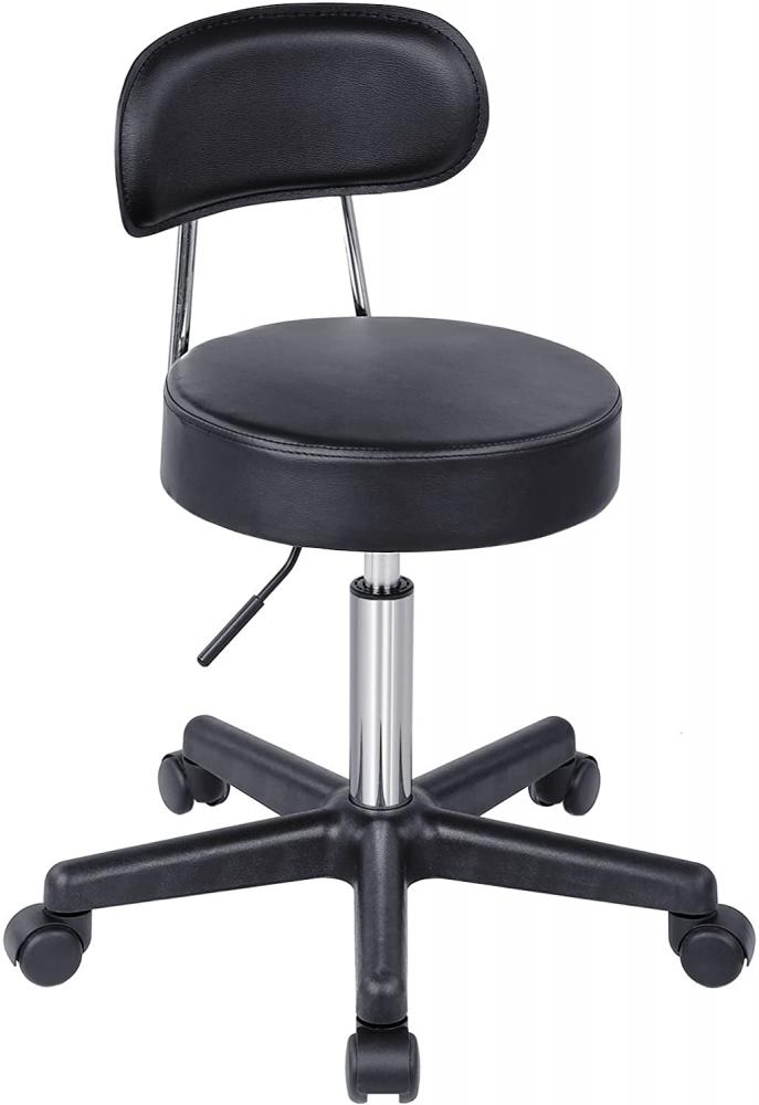 Kancelářská židle Ali, černá