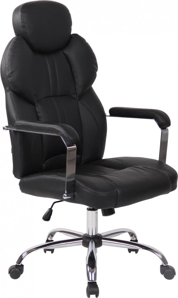 Kancelářská židle Almelo, černá