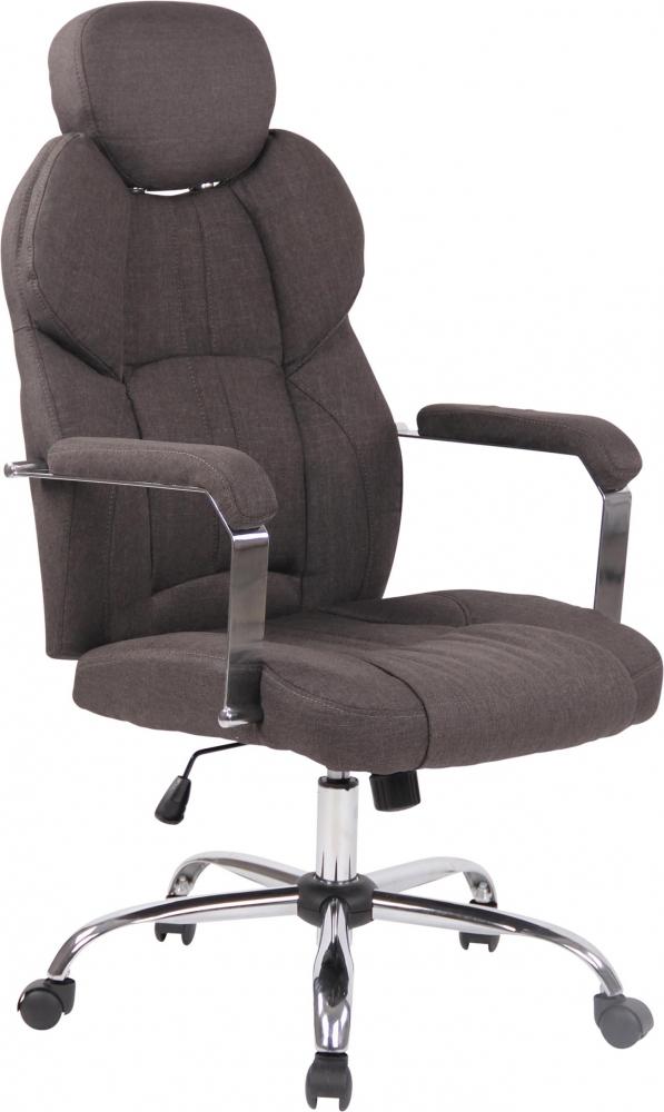 Kancelářská židle Almelo, tmavě šedá
