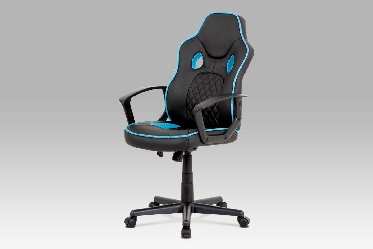 Kancelářská židle Armin, modrá