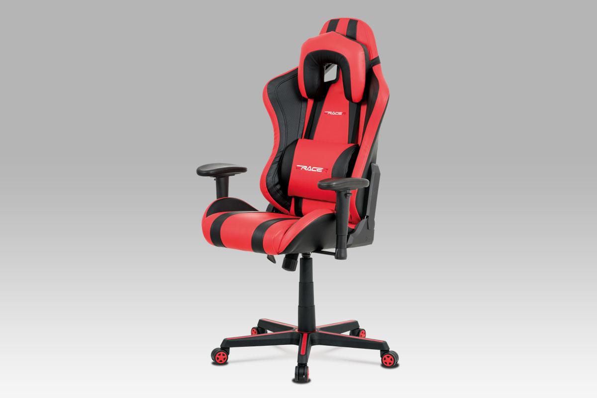 Kancelářská židle Azumi, červená