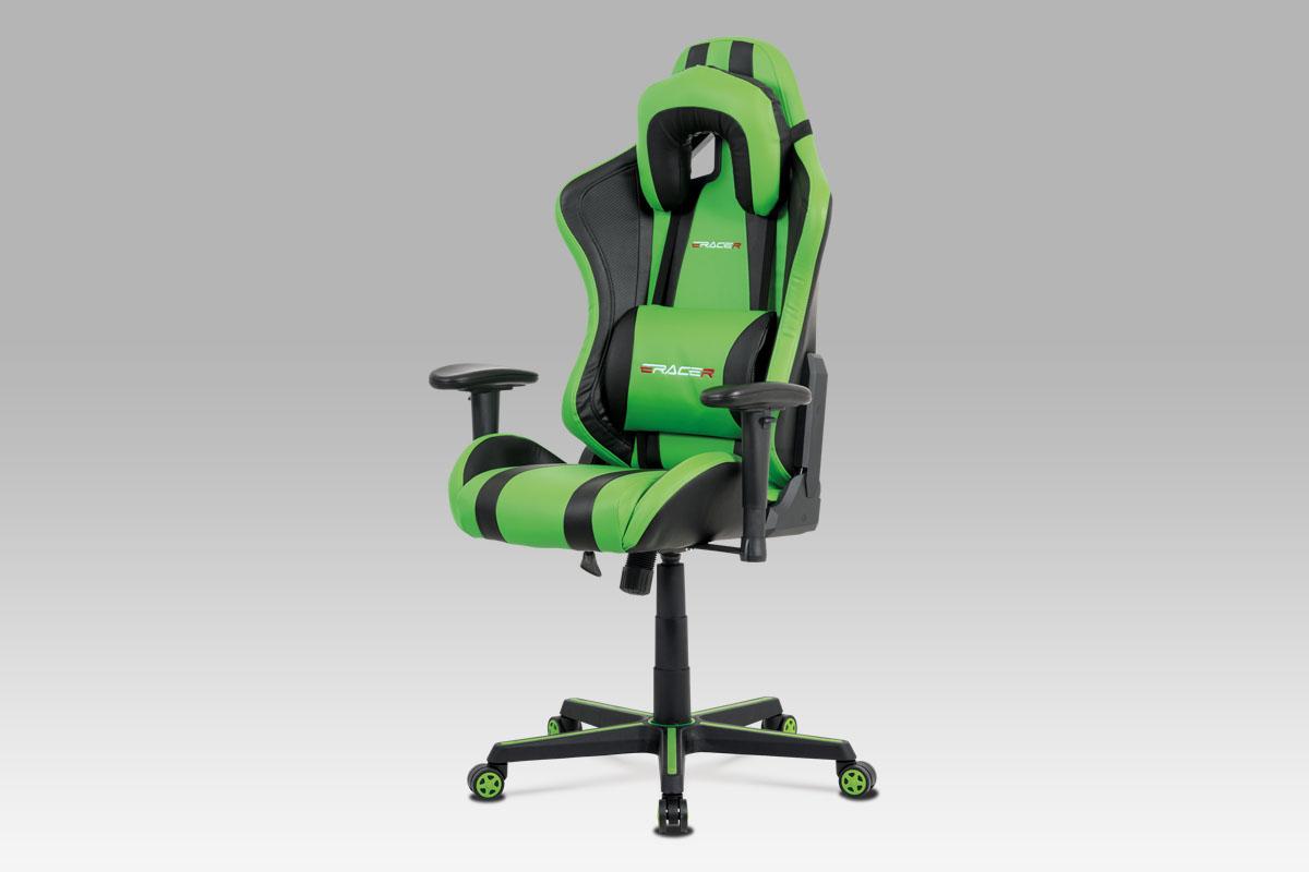 Kancelářská židle Azumi, zelená