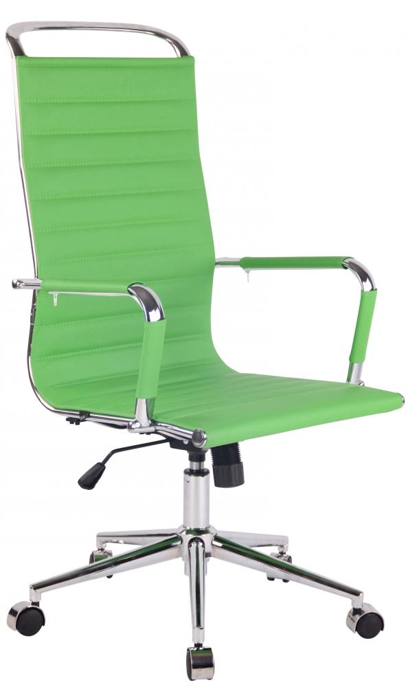 Kancelářská židle Bart, zelená