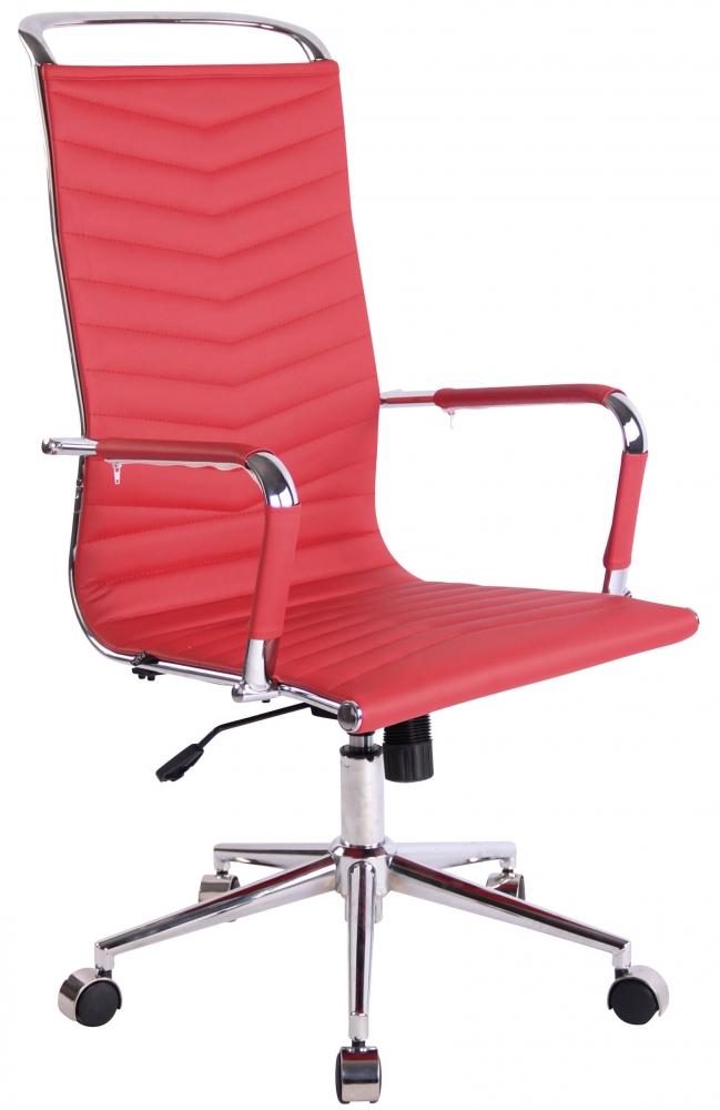 Kancelářská židle Batley, červená
