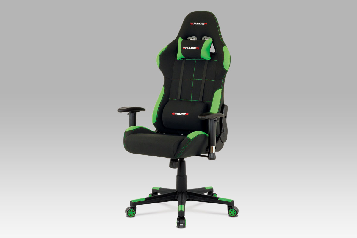 Kancelářská židle Breno, zelená