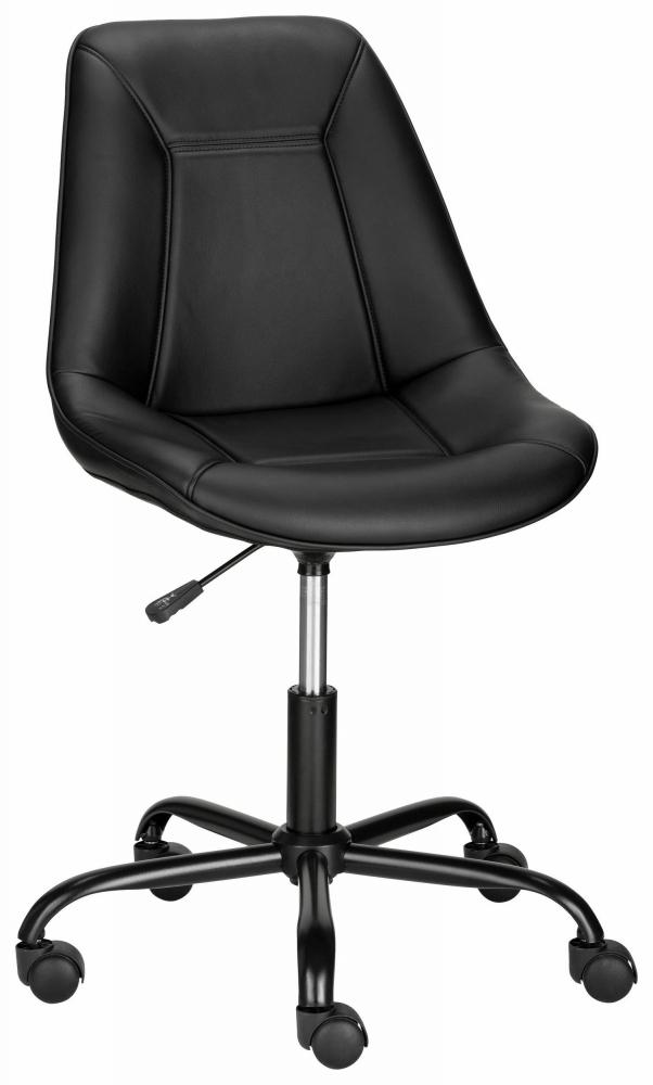 Kancelářská židle Carla, černá