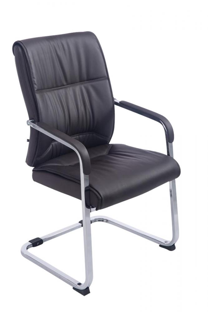 Kancelářská židle Chris, hnědá