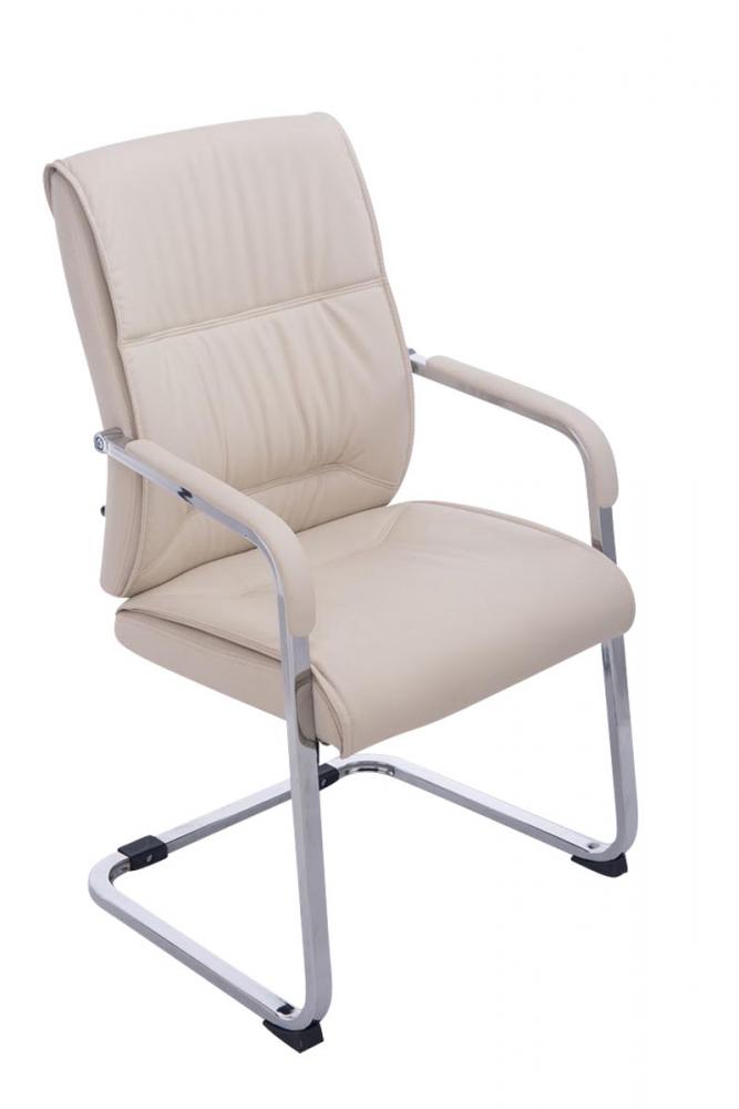Kancelářská židle Chris, krémová
