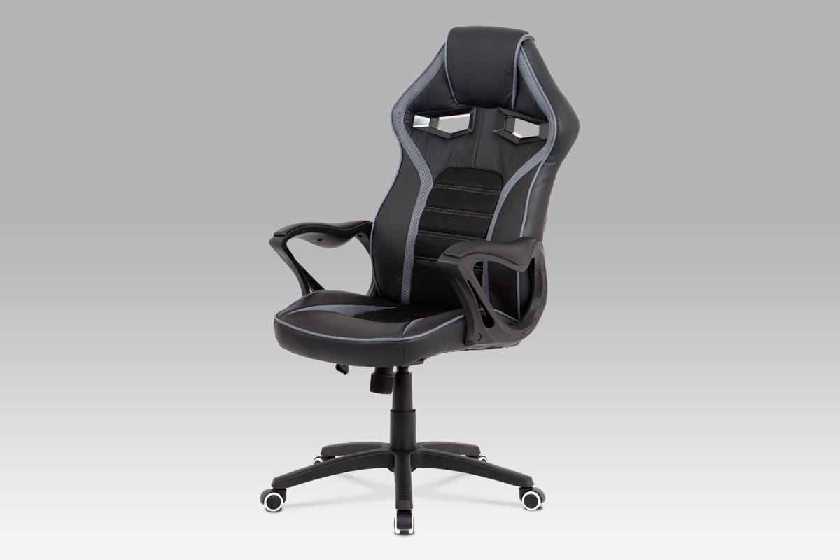 Kancelářská židle Damon, černá