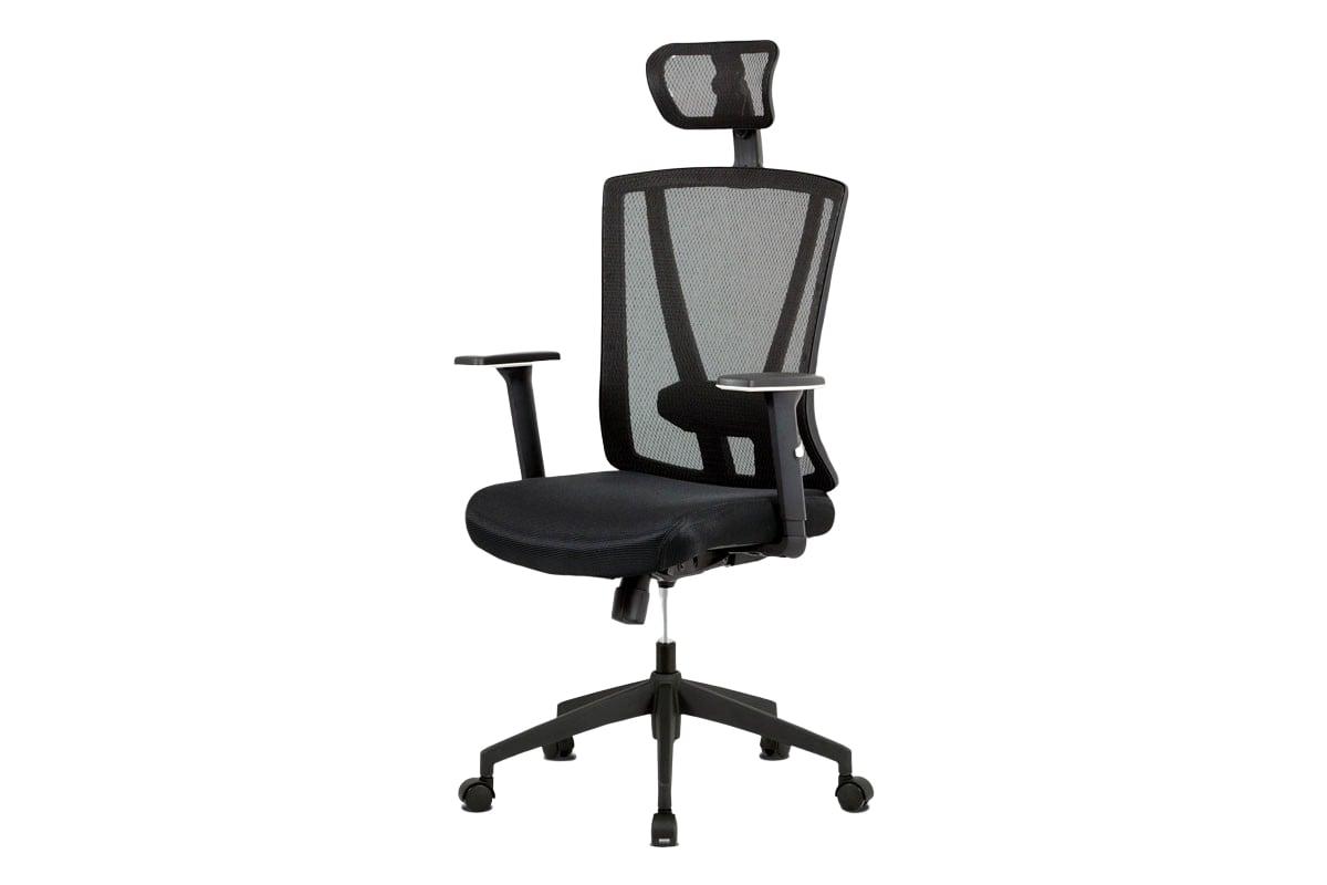Kancelářská židle Demian, černá