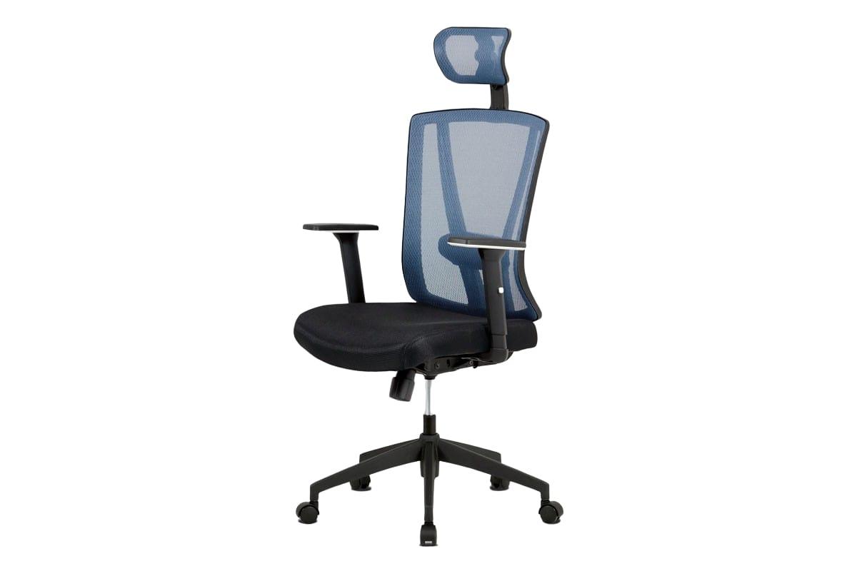 Kancelářská židle Demian, modrá