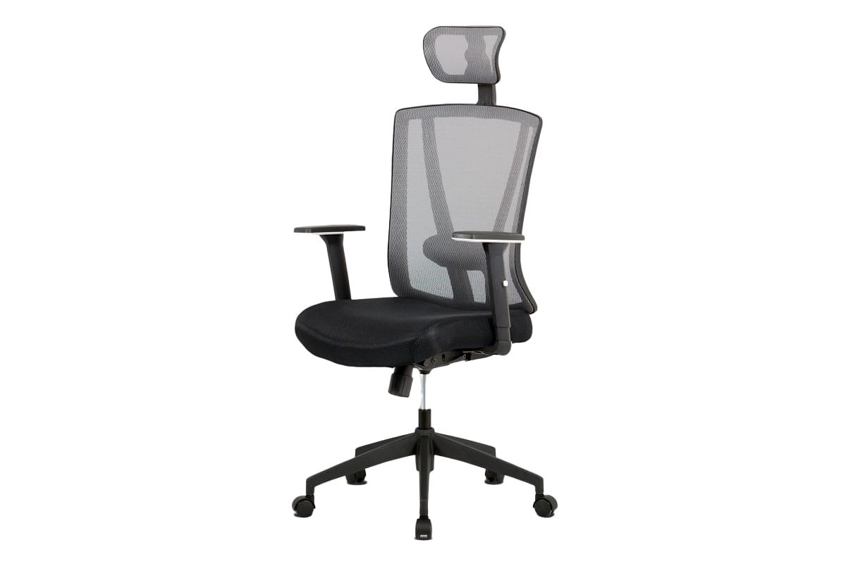 Kancelářská židle Demian, šedá