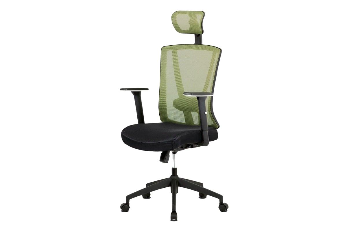 Kancelářská židle Demian, zelená