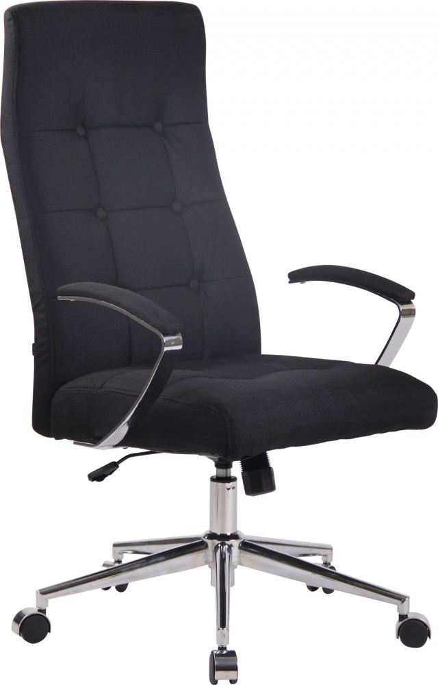 Kancelářská židle Donna, černá