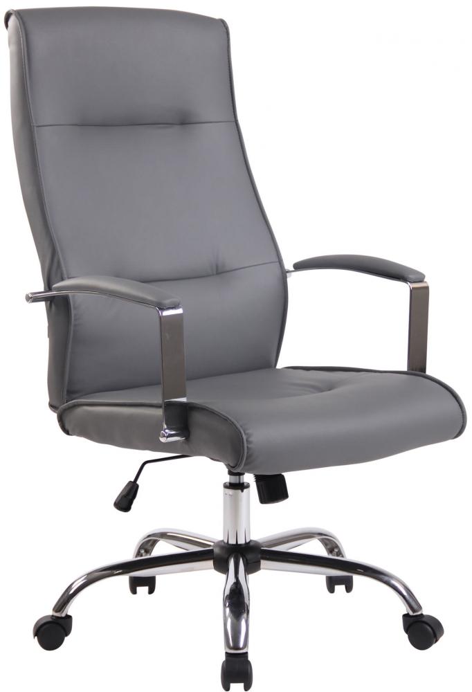 Kancelářská židle Donna, šedá