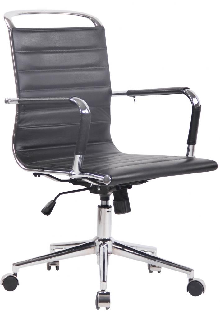 Kancelářská židle Eleanor, černá