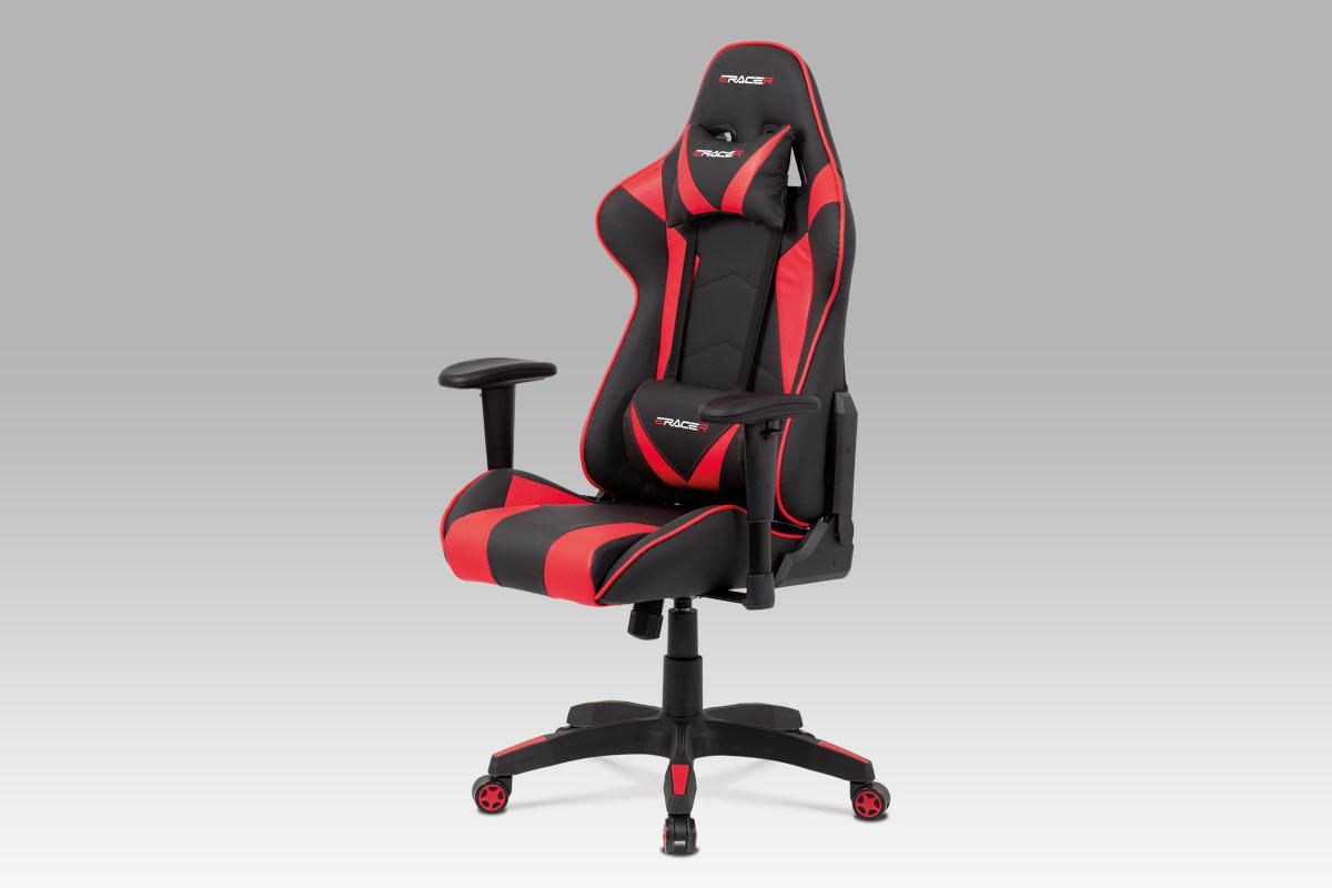 Kancelářská židle Elson, červená