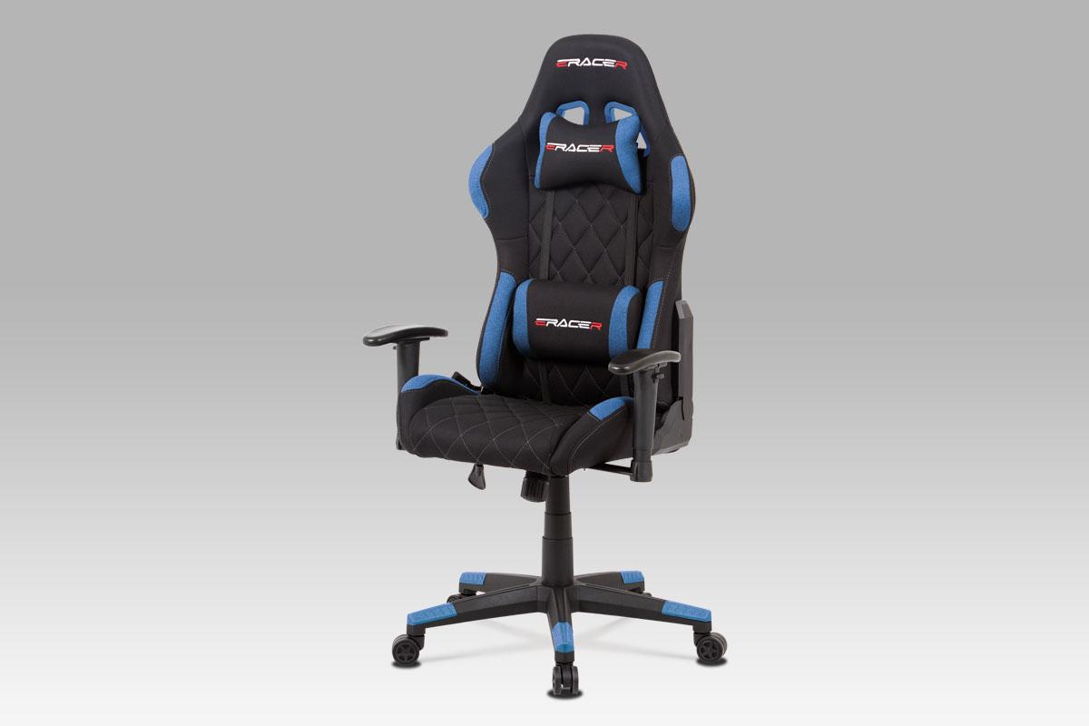 Kancelářská židle Erwin, modrá