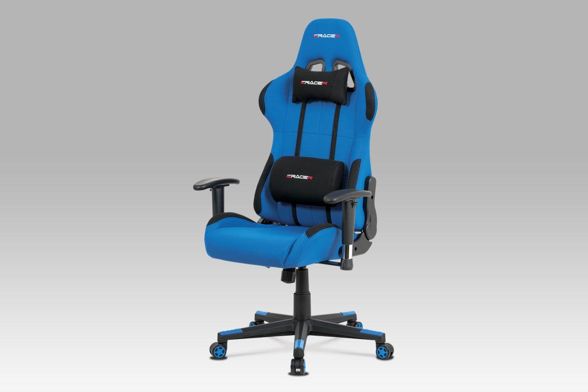 Kancelářská židle Esai, modrá
